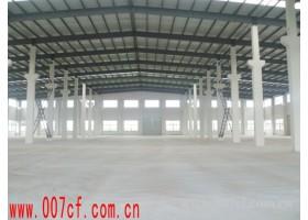 浦东新区独门独院新建5218平方单层厂房出租