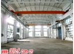 闵行区龙吴路850平方单层带行车厂房出租