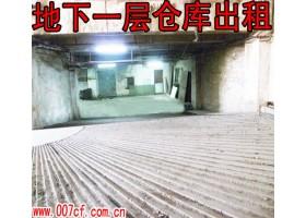 闵行区独立地下一层仓库出租
