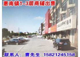 惠南镇商铺出售