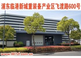 浦东临港重装备产业区厂房、仓库、土地出租